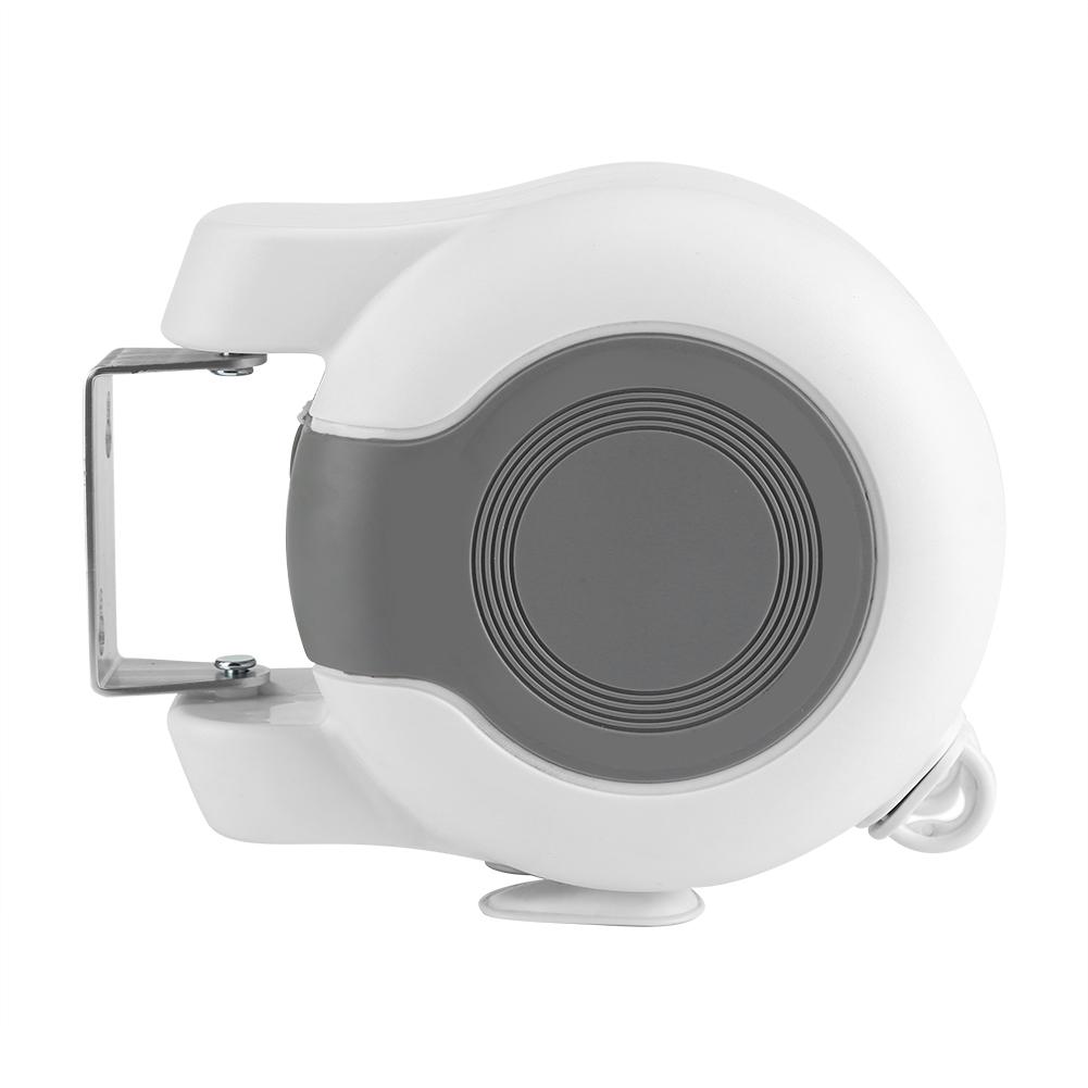 Wäscheleine Wäschetrockner Wandtrockner Wandmontage Rollsystem mit 2 Leinen KOKO