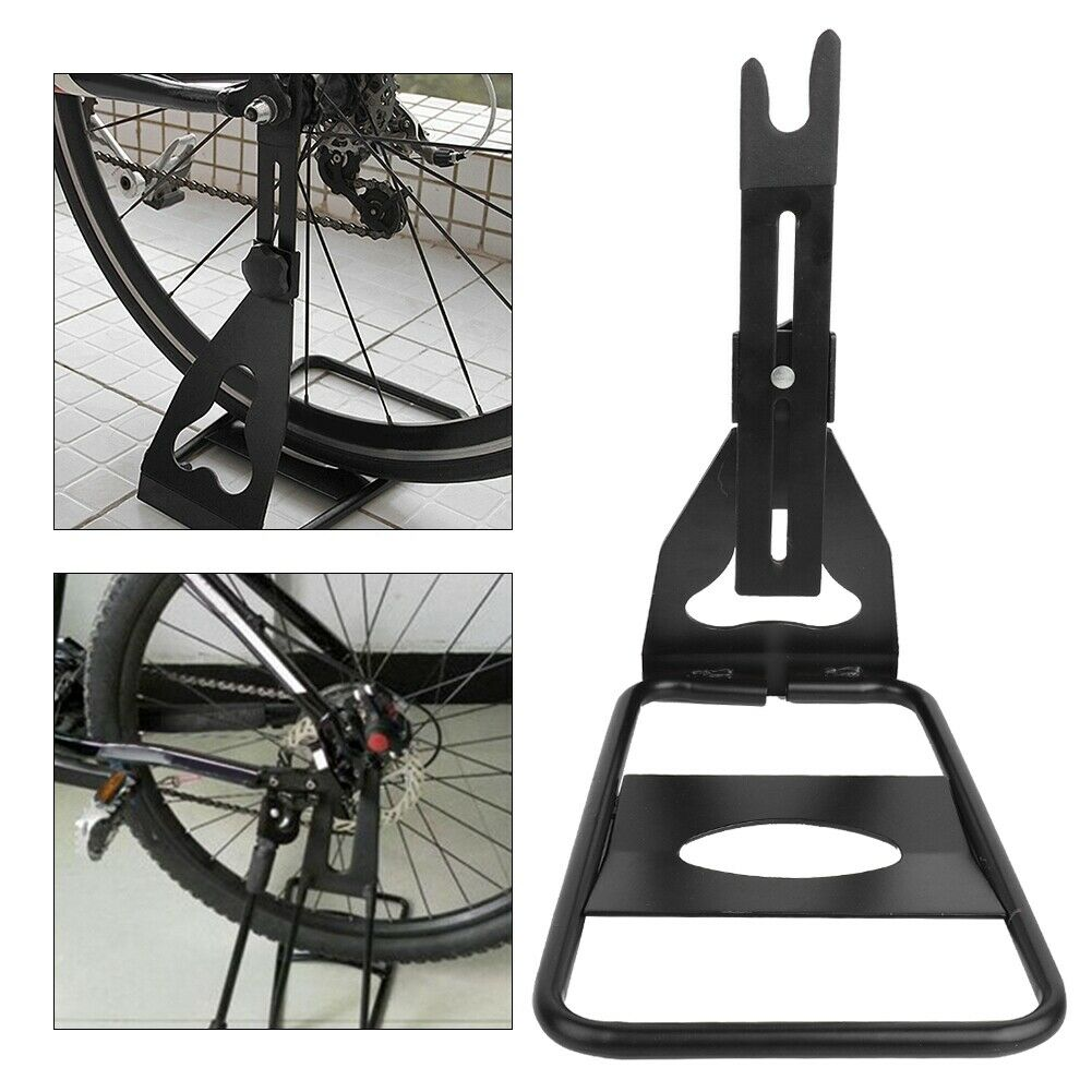 Adjustable Bicycle Floor Rack Parking Holder Display Stand for Mountain Bike