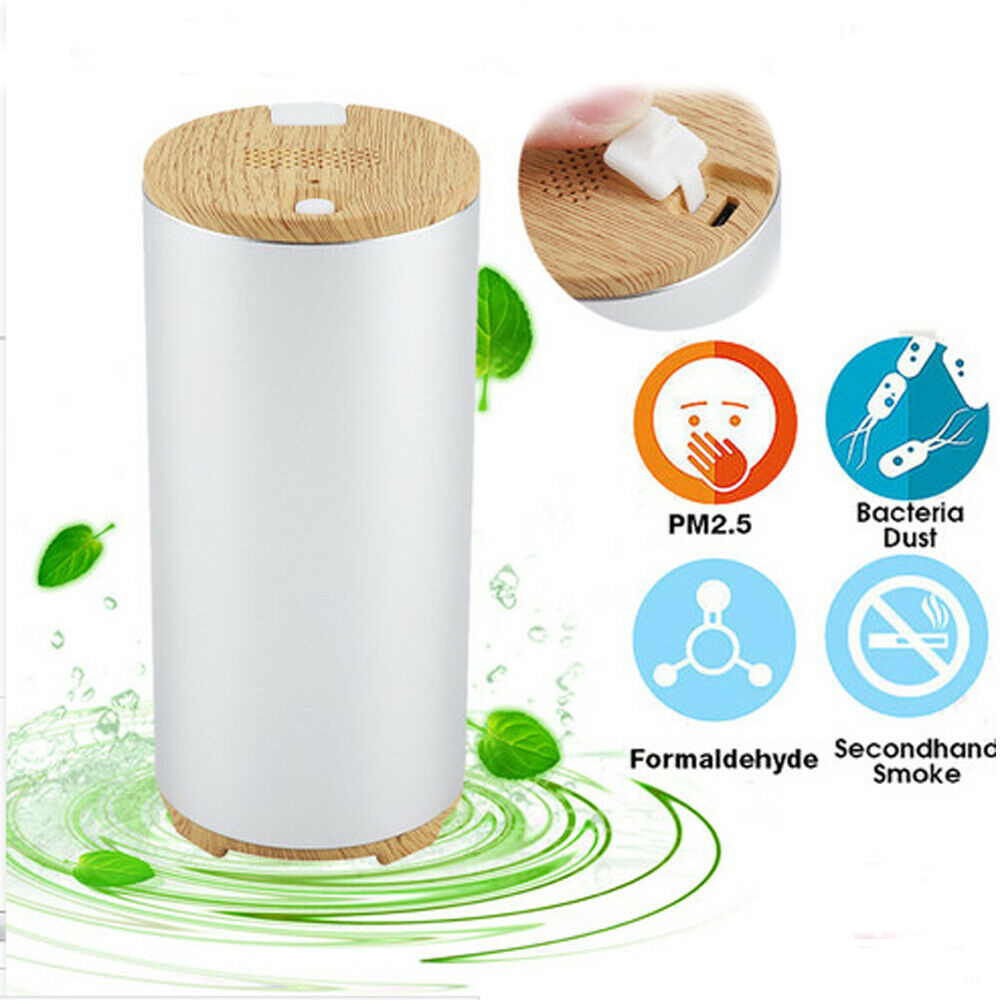Tragbarer USB Luftreiniger Ozon Diffuser Formaldehyd Reiniger sterilisation 3V
