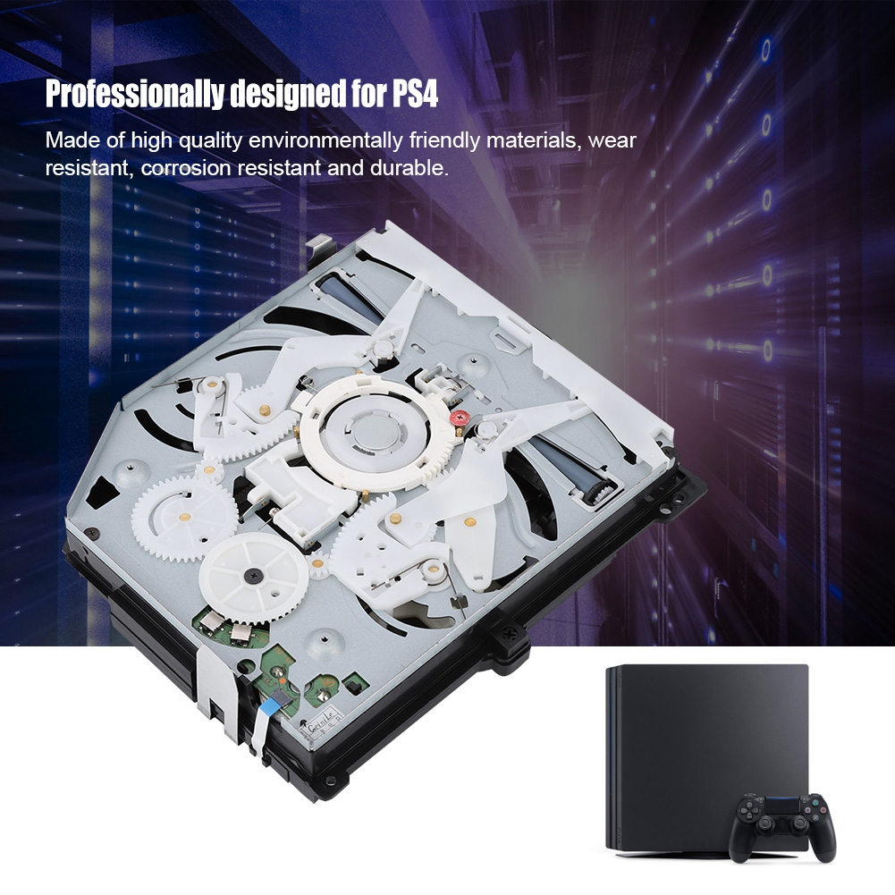 PS4 Blu-Ray DVD Disk CD Disc Drive Replacement for ...