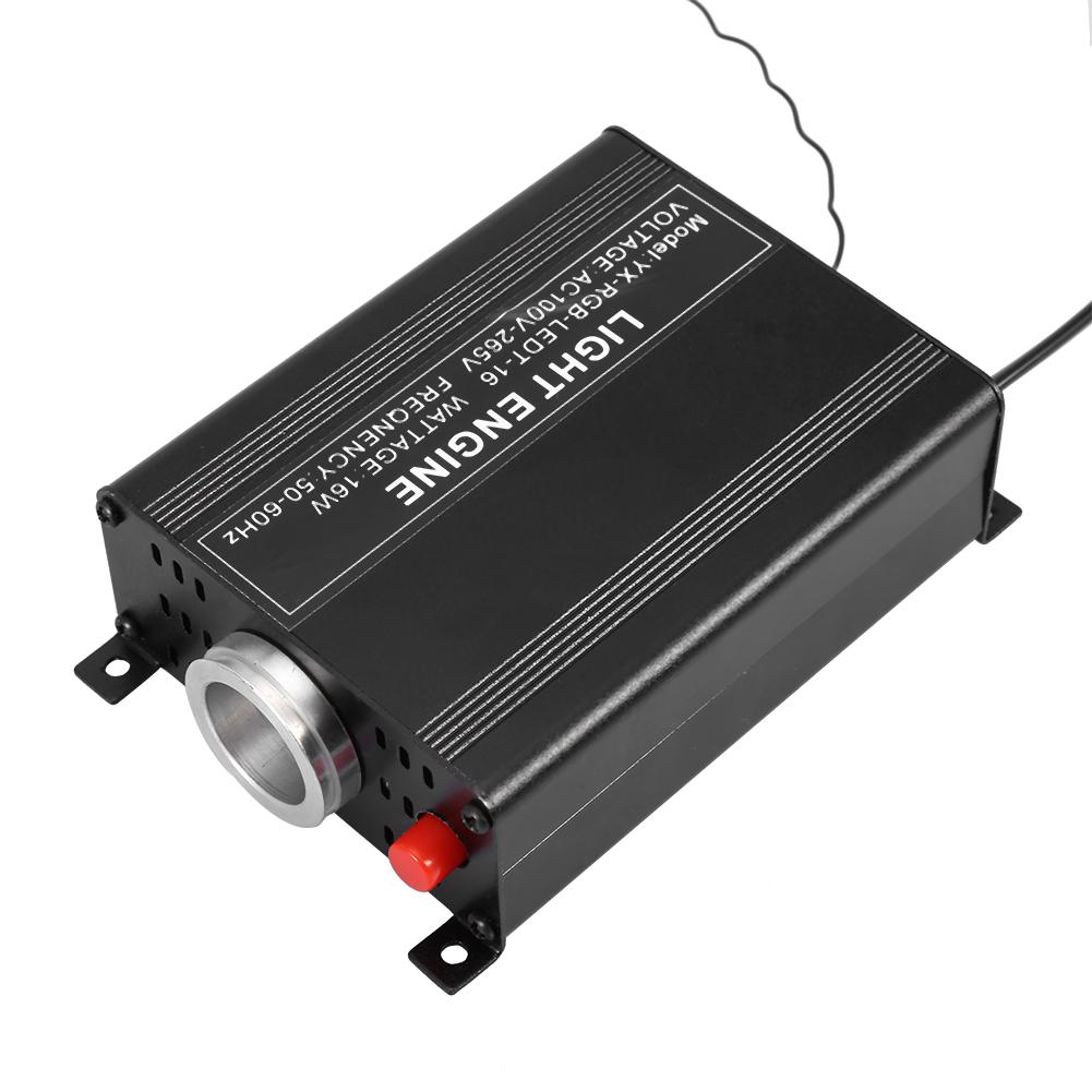 150 Lichtfaser LED Sternenhimmel Glasfaser mit Fernbedienung Wohnzimmer ON360