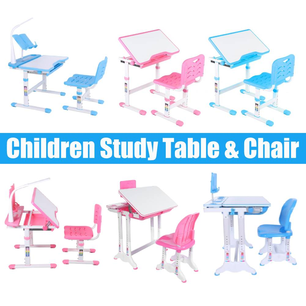 Strange Details About Children Table And Chair Set Kid Study Desk And Chair Set Height Adjustable Gmtry Best Dining Table And Chair Ideas Images Gmtryco