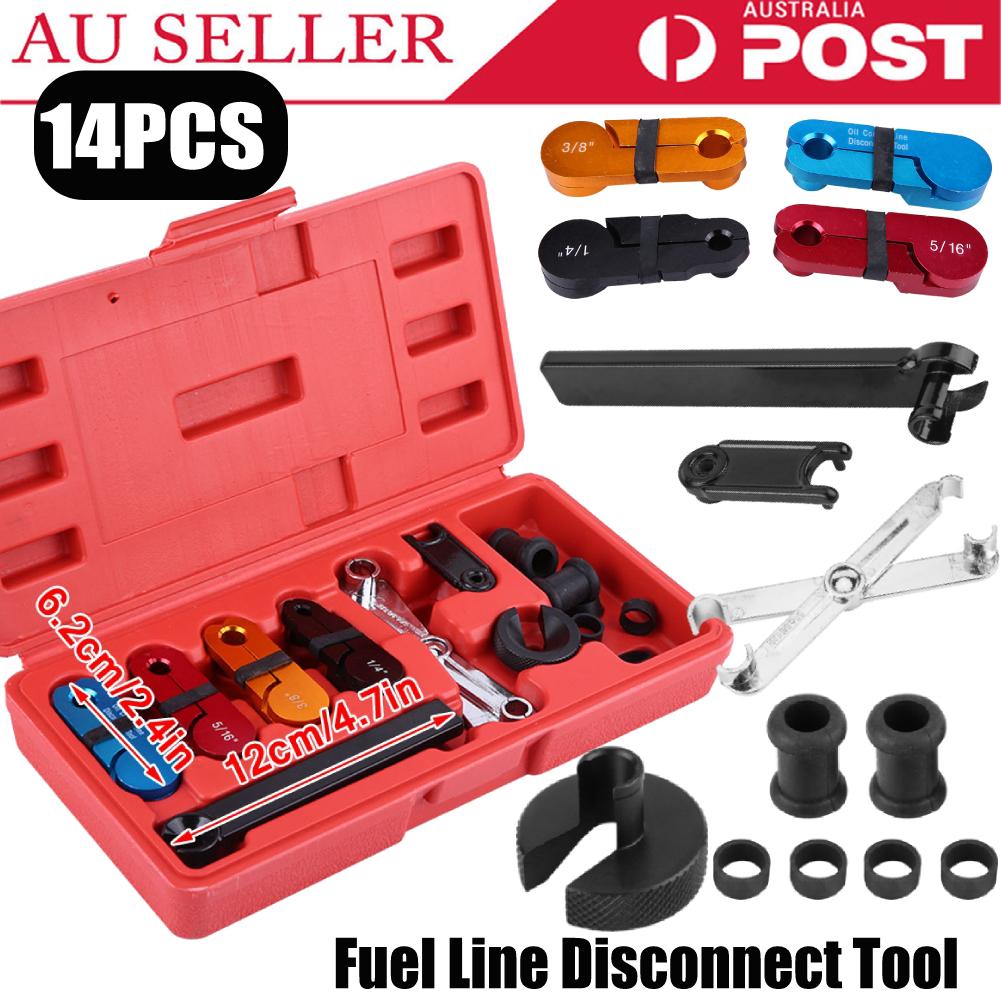 9 Piece OTC 6517 Disconnect Tool Set