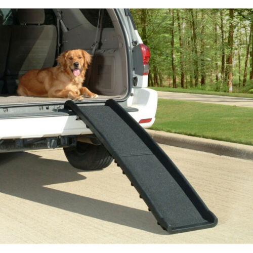 Compact and Lightweight.200lb capacity FREE DELIVERY Strong Pet Ramp for dogs