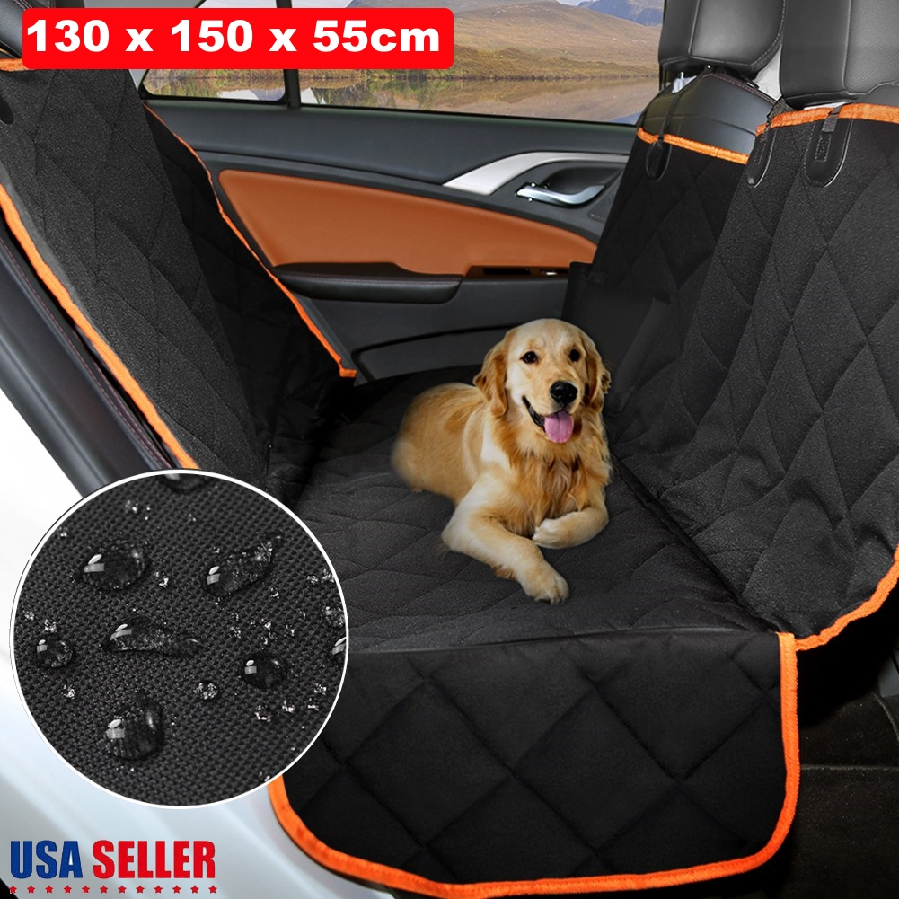 Pleasant Details About Waterproof Dog Car Seat Cover For Cat Pet Suv Door Van Back Rear Bench Hammock Lamtechconsult Wood Chair Design Ideas Lamtechconsultcom