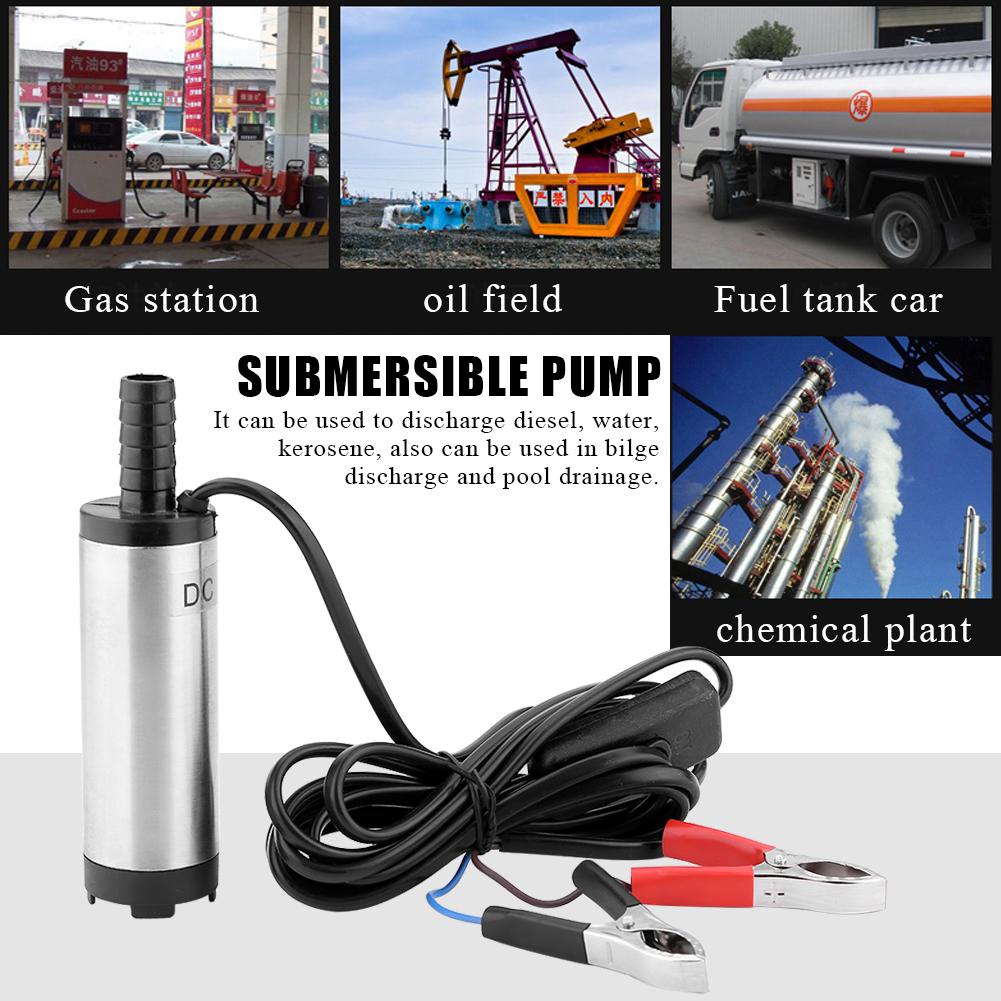 Solar Brunnenpumpe 12V Tiefbrunnenpumpe 30 Meter Tauchpumpe 6.5L min Pumpe HOT
