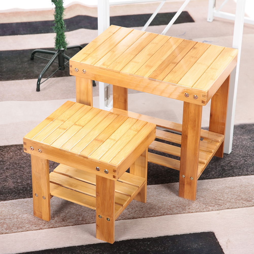 Pleasant Details About Wooden Step Stool Non Anti Slip Kids Aid Children Kitchen Bench Seat Furniture Onthecornerstone Fun Painted Chair Ideas Images Onthecornerstoneorg