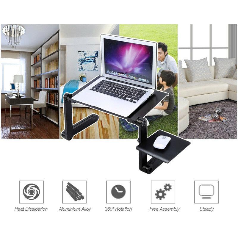 Laptoptisch Notebooktisch Betttisch Laptop Ständer Klapptisch Notebook