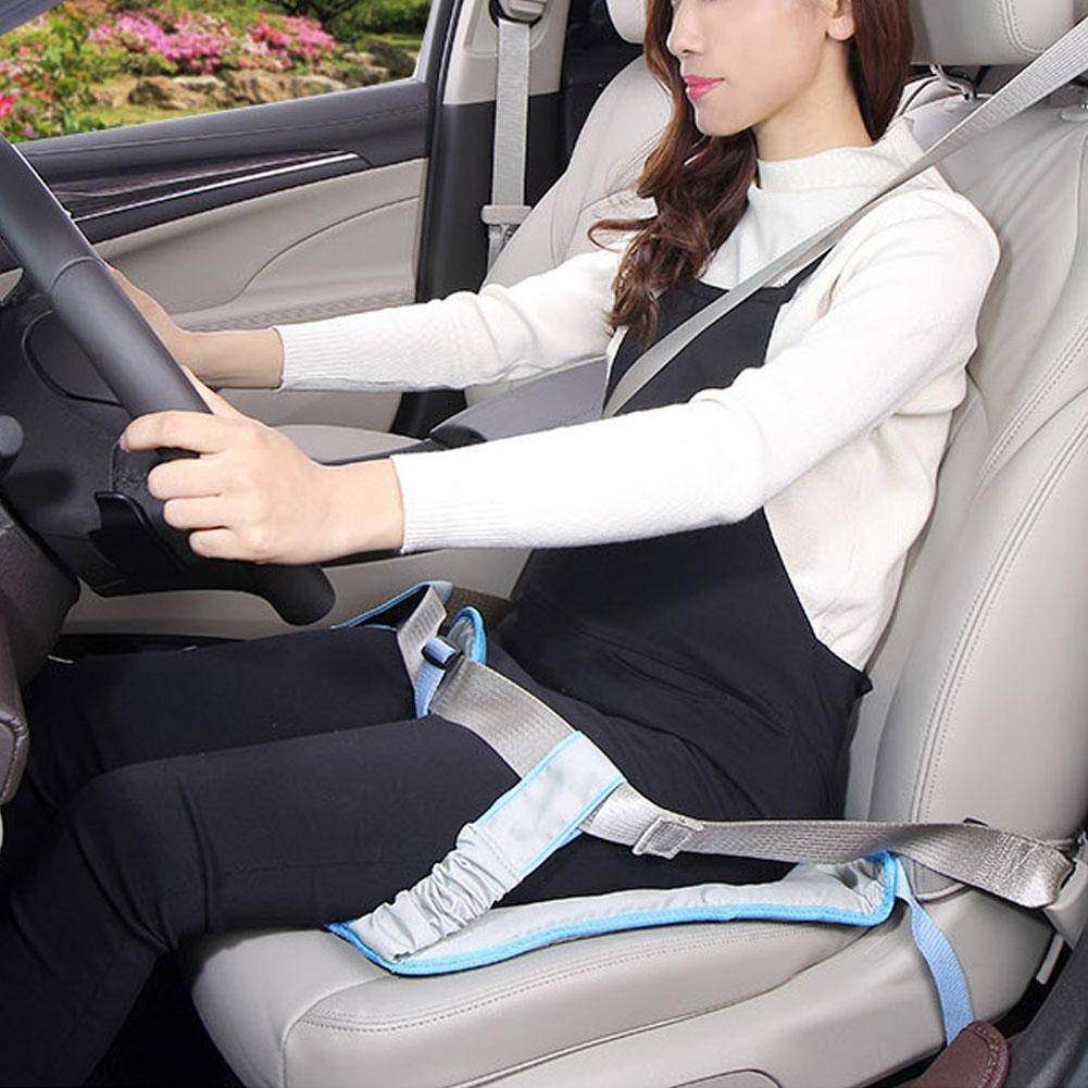 Belt Protection Maternity Car Seat Belt Adjustable Comfort /& Safety for Pregnant