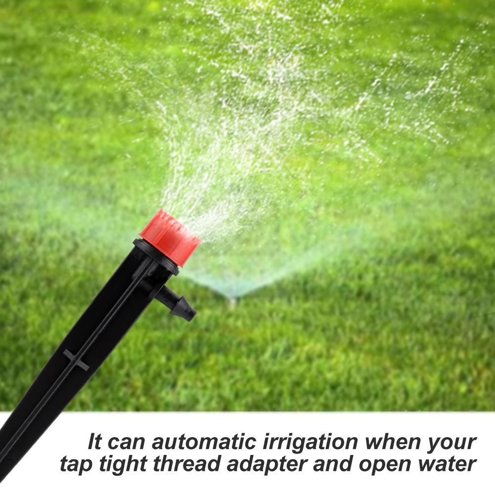 Details about  /25pc Set Watering//Dripper Sprinkler Irrigation Garden Supply Nozzle Equipment