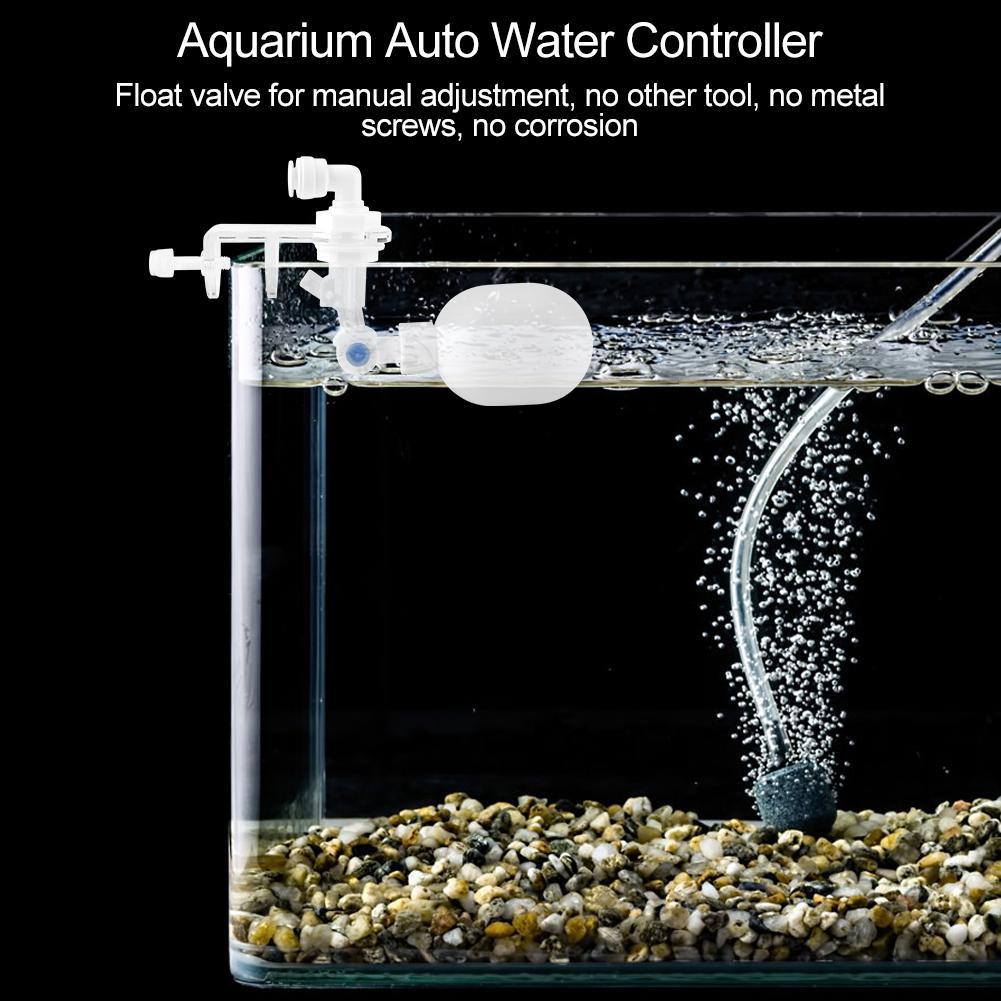Details about Aquarium Tank Auto Top Off Water Filler Water Controller  Adjustable Float Valve