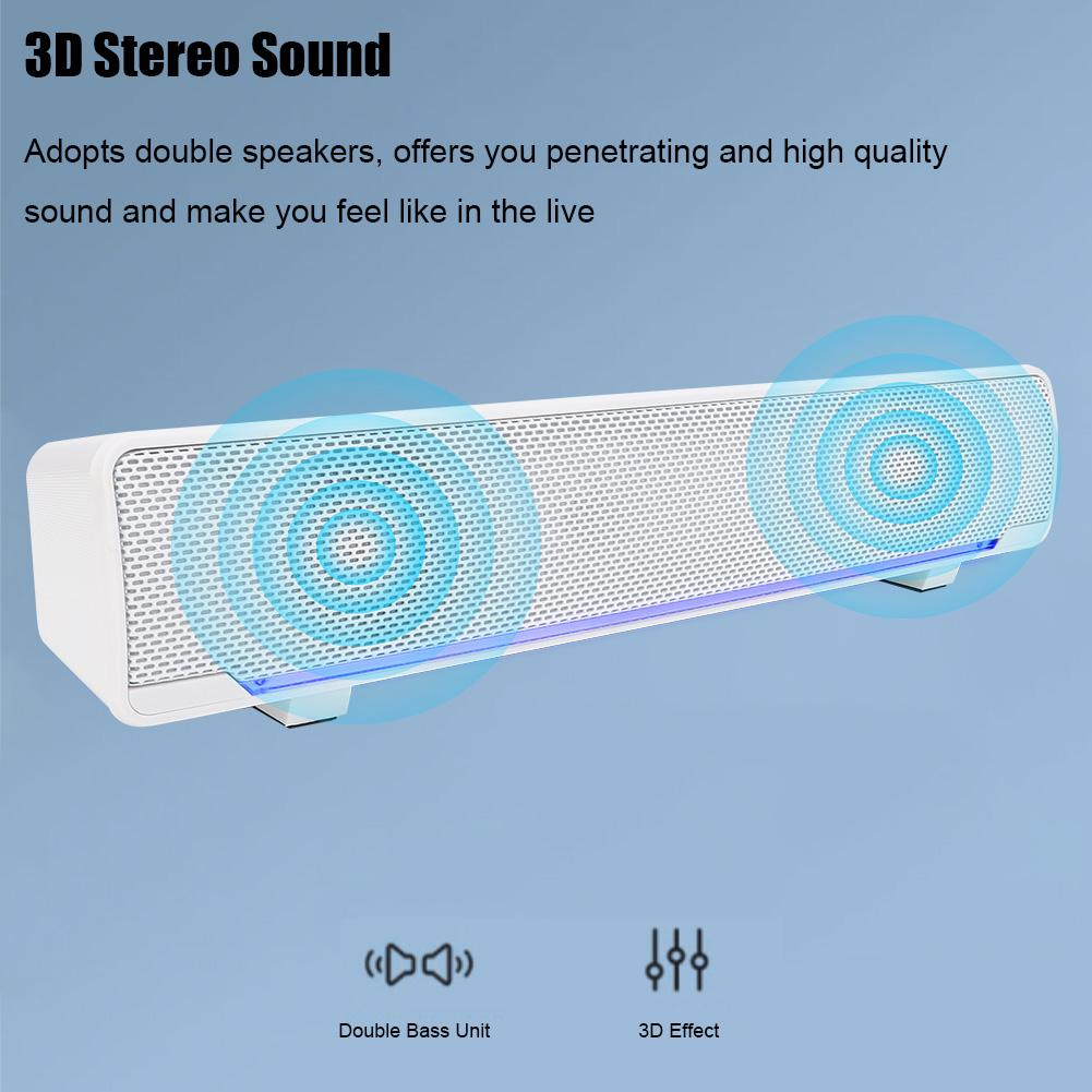 SADA-Bluetooth-5-0-Speaker-Soundbar-Subwoofer-Home-Theater-Sound-Box-for-TV-PC thumbnail 14