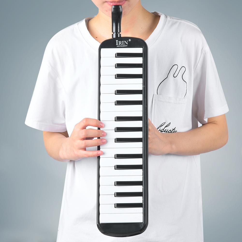 Anblasschlauch für Anfänger Musikinstrument NEU 32 Tasten Melodica Pianica inkl
