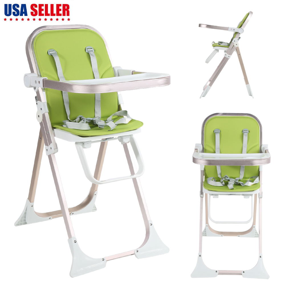 Fine Details About Baby High Chair Infant Toddler Feeding Seat Adjustable Portable Snack Stool Inzonedesignstudio Interior Chair Design Inzonedesignstudiocom
