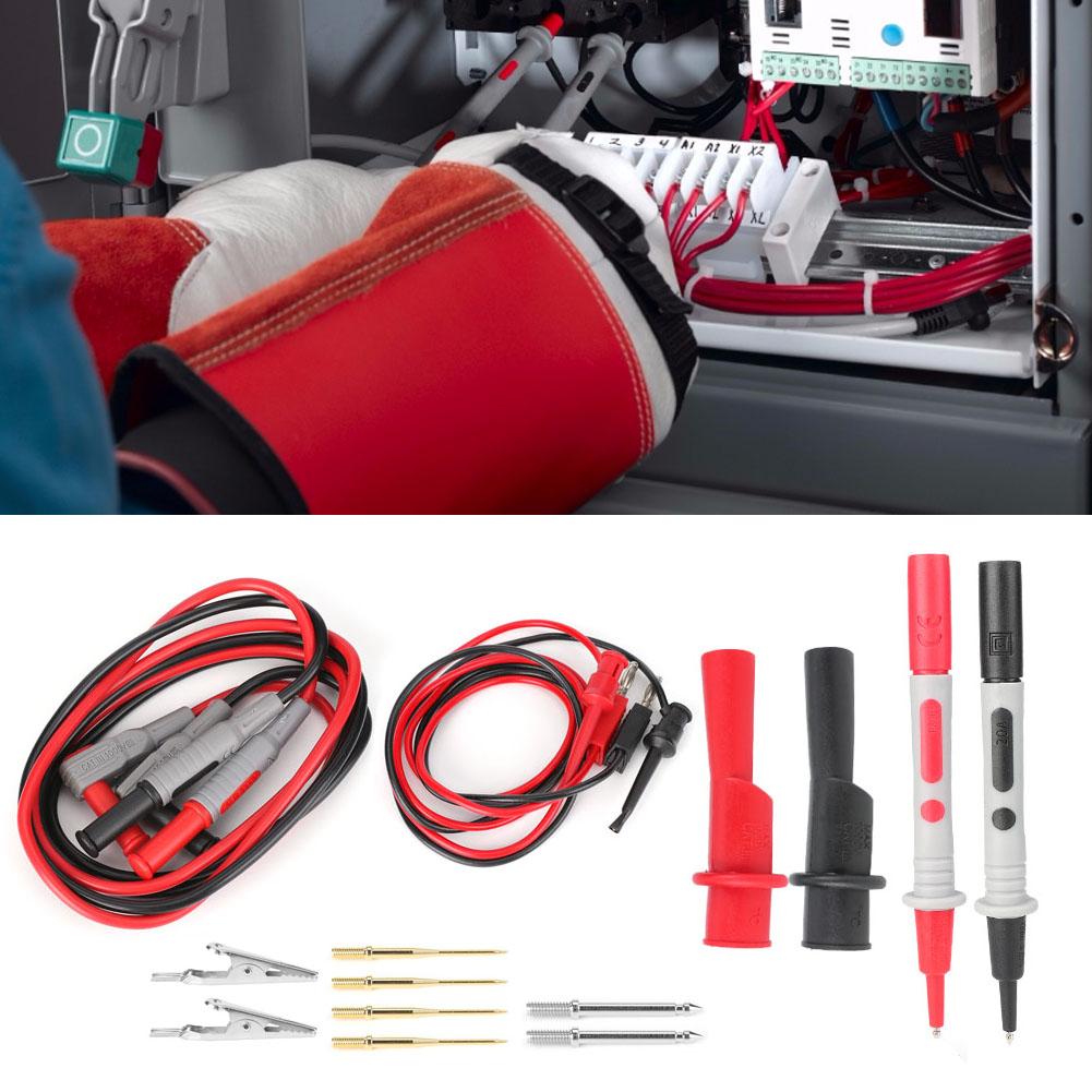 AIdetek test leads for FLUKE multimeter tester TL809 Electronic Test TLP1070 UK