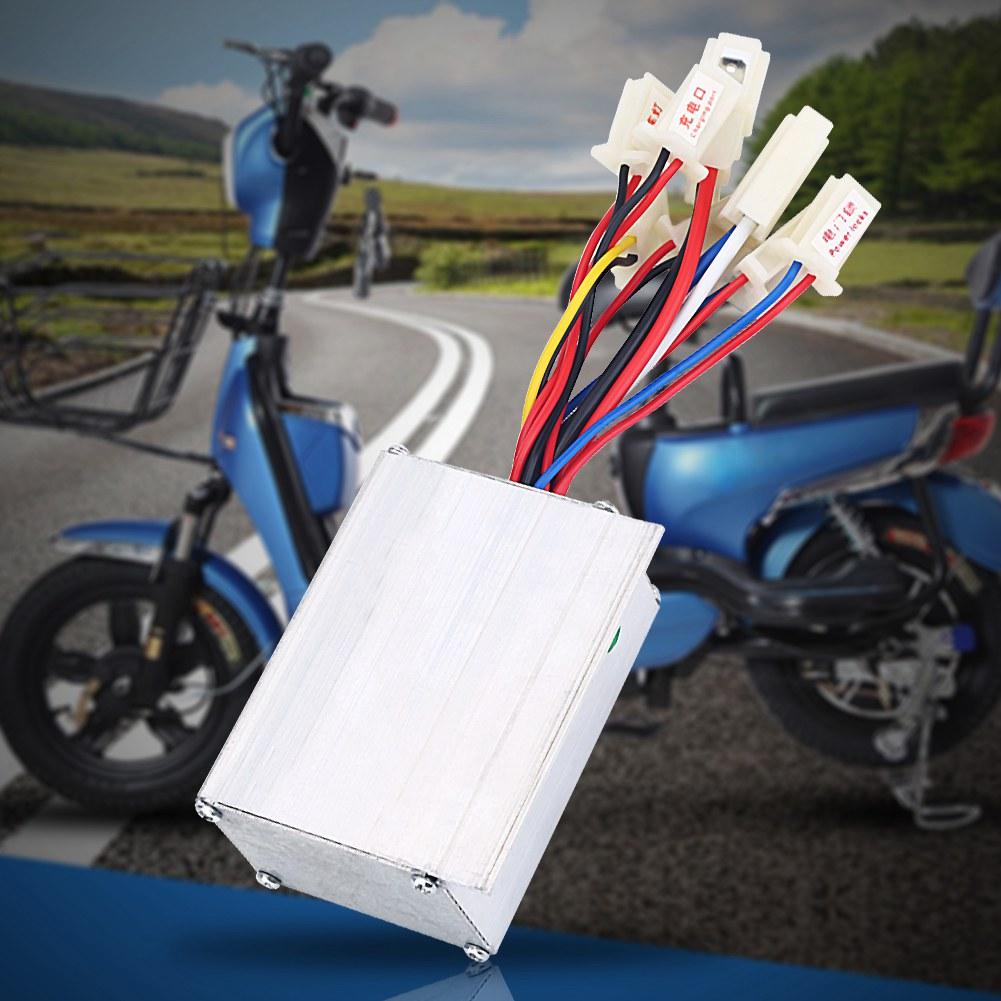 Steuergerät DC 24V 250W E-Scooter Bürsten Controller Für E-Bike Elektroroller