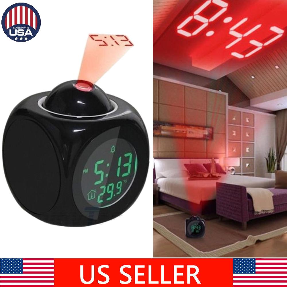 Digital Alarm Clock Led Wall Ceiling