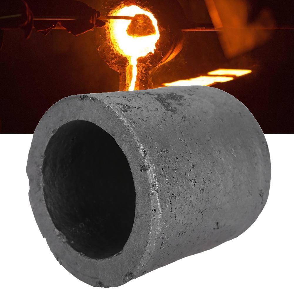 Quarz Schmelztiegel Tiegel Quartz Crucible für Schmelzen Metall Gold Silber NEU