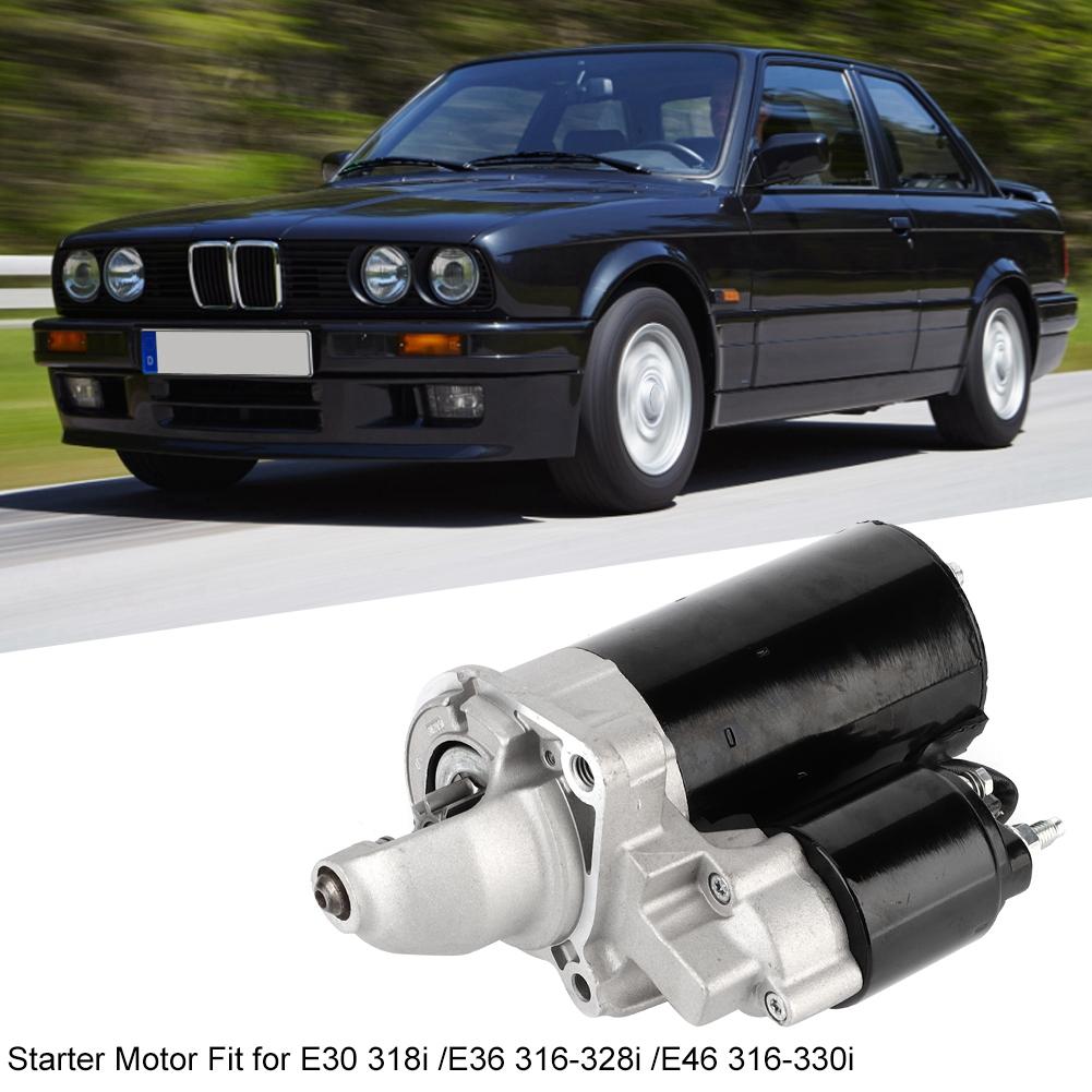 ANLASSER STARTER BMW 3-ER E30 318 BJ 88-91 E36 316-328 96-98 E46 316-330 98-00
