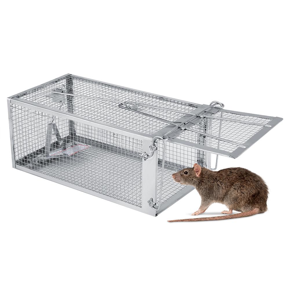 Mouse Trap Electronic Mice Killer Rat Pest Control