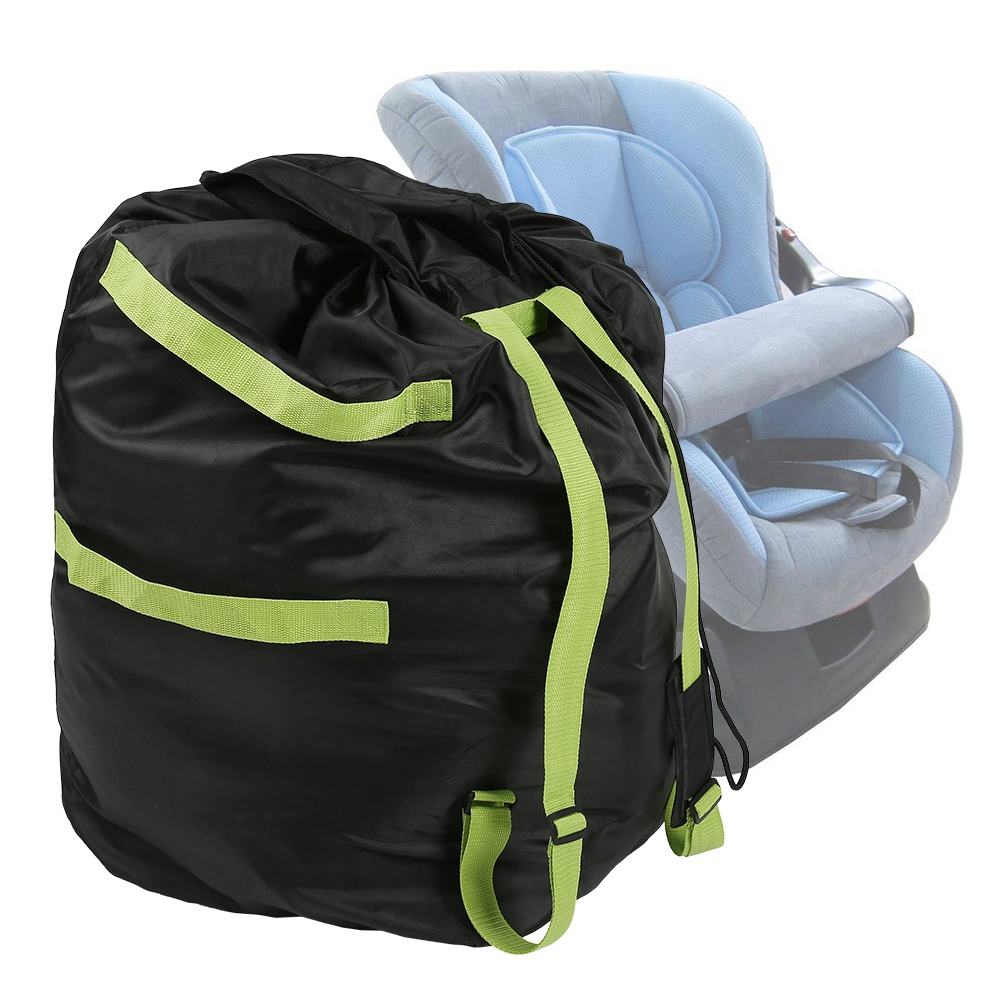Portable Baby Organiser Bag Storage Buggy Stroller Pushchair Backpack Travel
