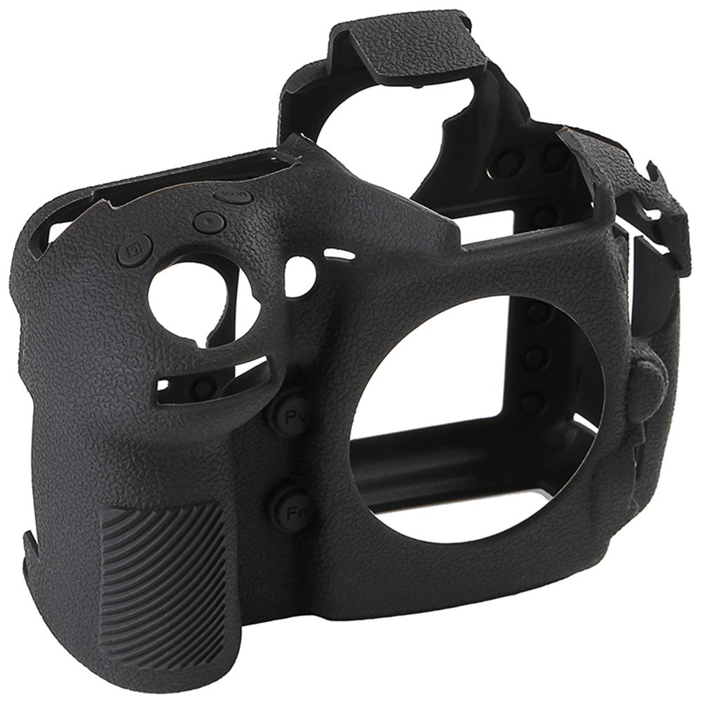 Funda-de-Silicona-Suave-a-Prueba-De-Golpes-Funda-Protectora-De-Camara-Para-Nikon-D5300-D7500-D3400 miniatura 38