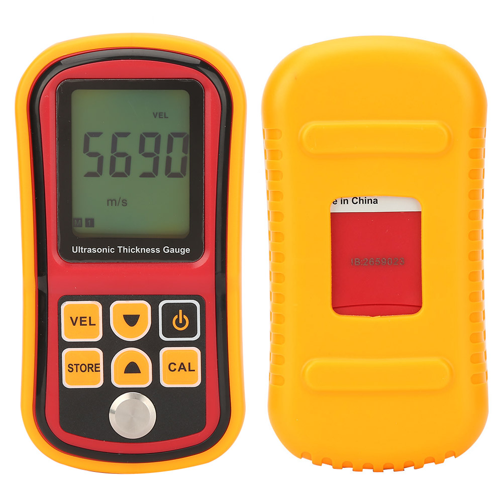 GM100 Digital Painting Thickness Meter LCD Car Coating Thickness Gauge Tester