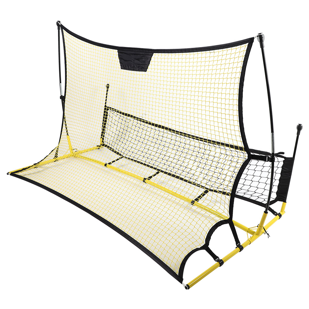 Pro Outdoor Garden Portable Football Easy Set Up Goal Soccer Goalpost Play Net