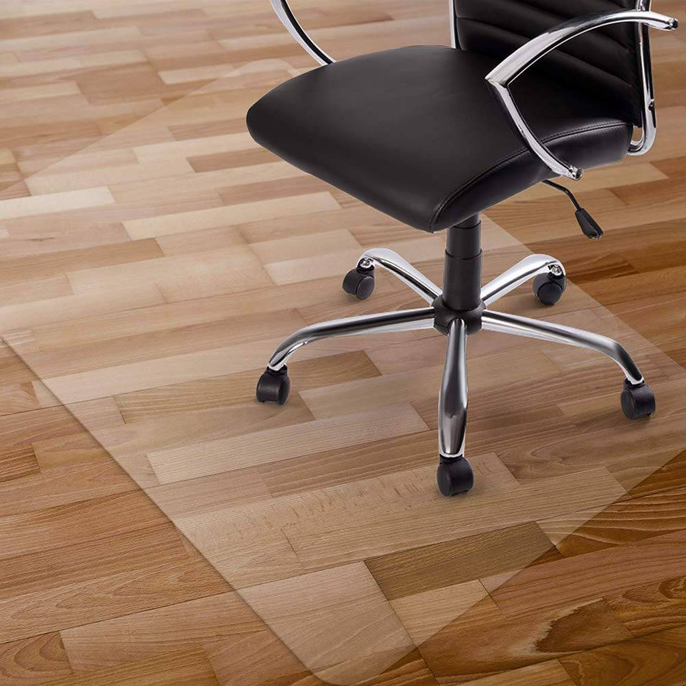 1200x1200 Non Slip Office Chair Desk Mat Floor Carpet Protector Pvc Clear Uk 738603461682 Ebay