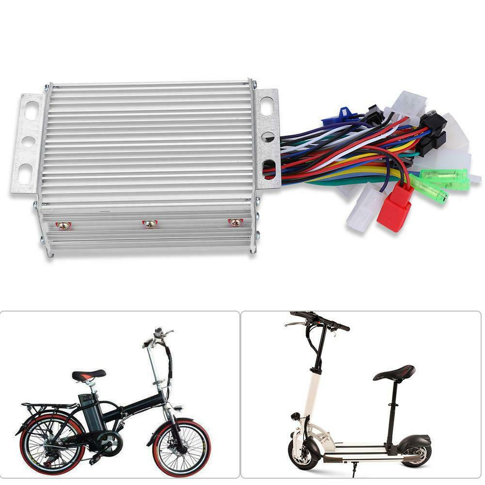36V//48V 500W//750W Speed Controller forElectric Bicycle Scooter E-Bike Universal❤