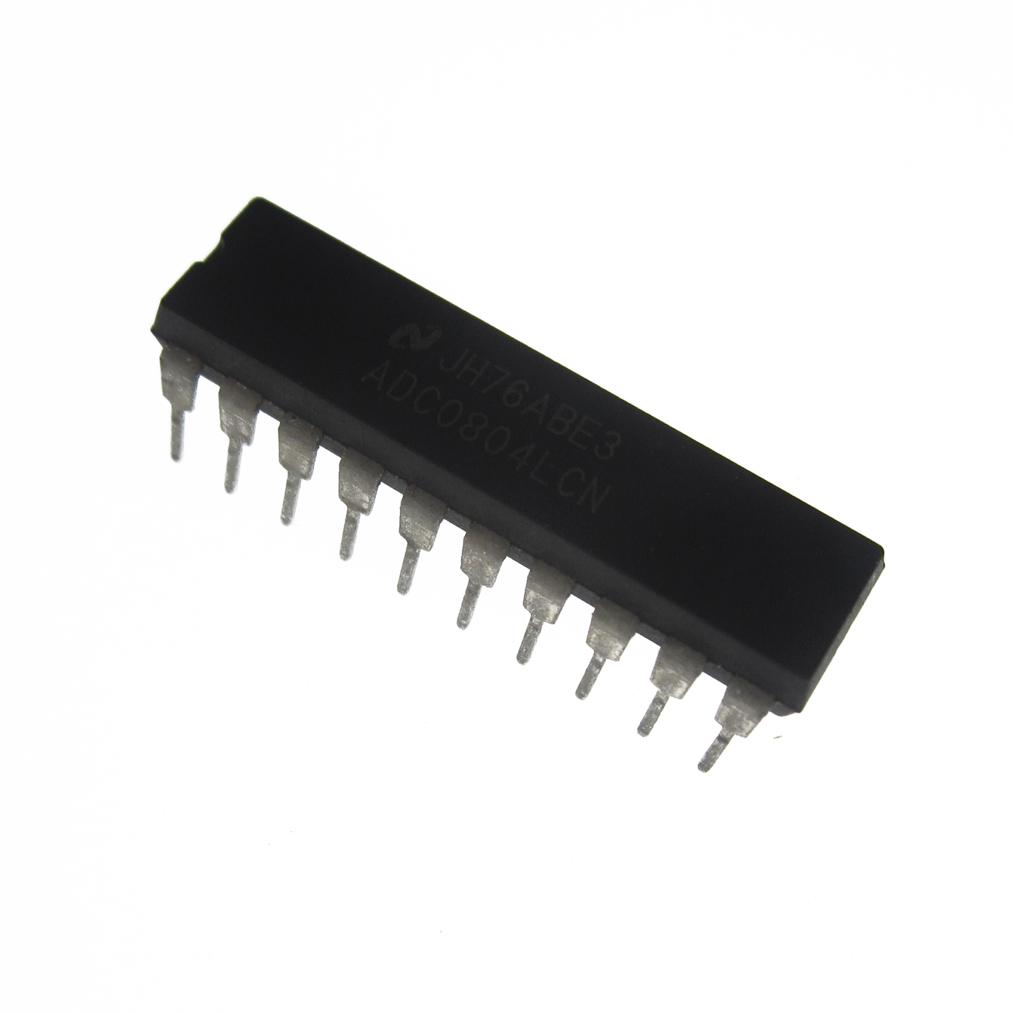 ADC0804 ADC0804LCN CMOS 8-bit Analog-to-Digital A//D converters IC DIY DIP-20