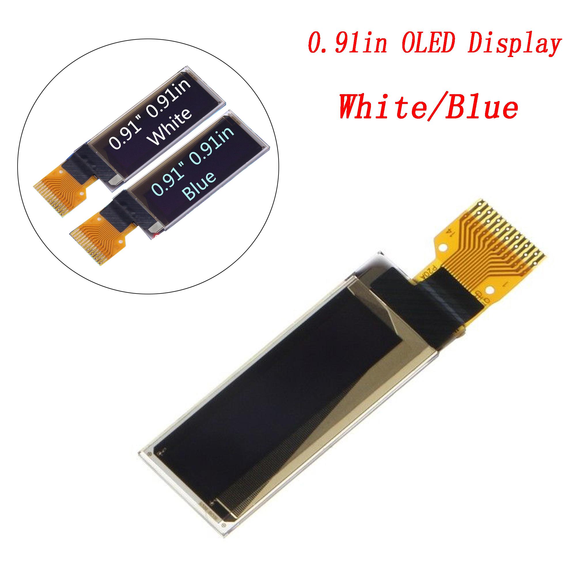 "0.49/"" OLED SSD1306 64x32 White Display Screen Module IIC for Arduino BBC"