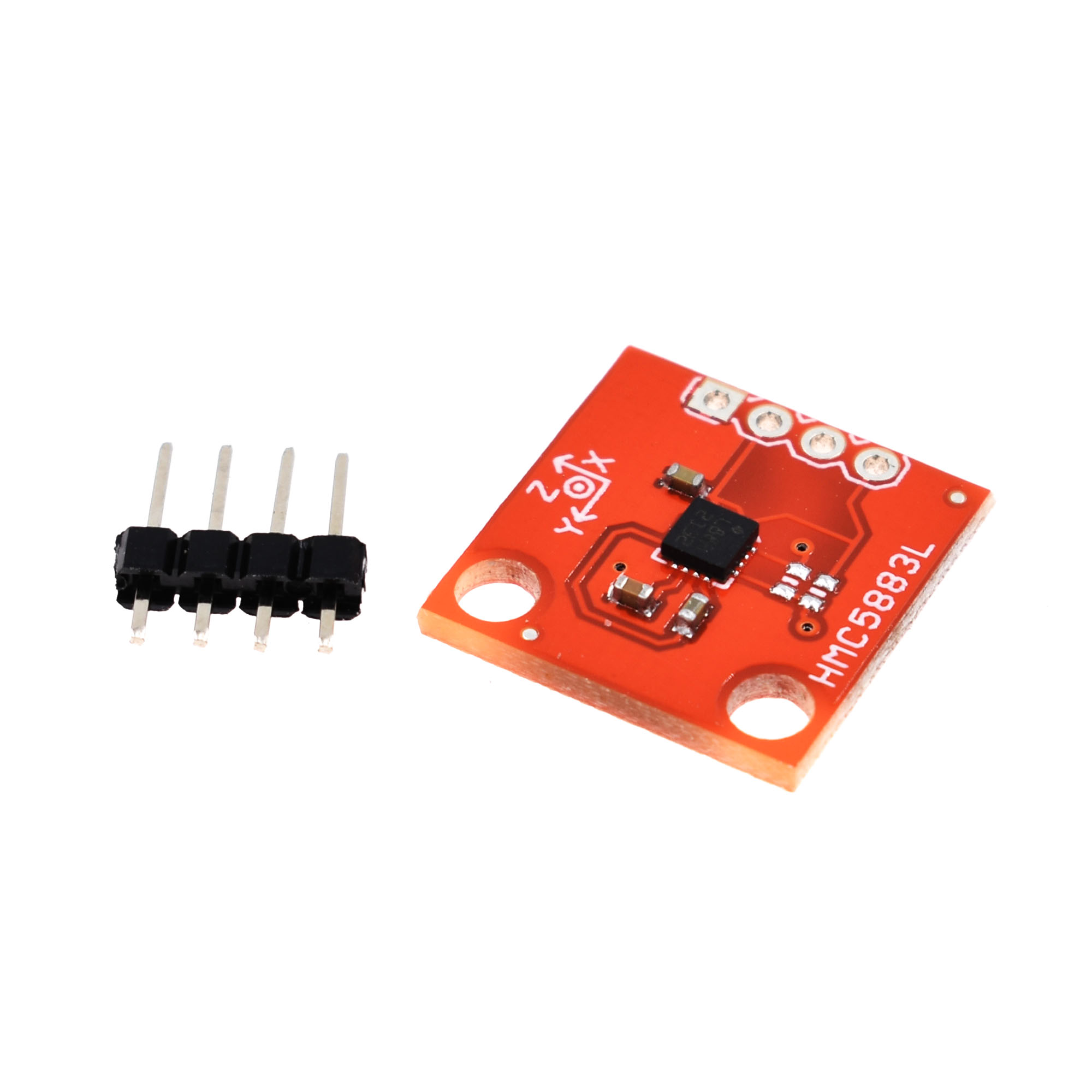 Details about Triple Axis HMC5883L GY-271 GY-273 Compass Magnetomet Sensor  3V-5V Arduino US