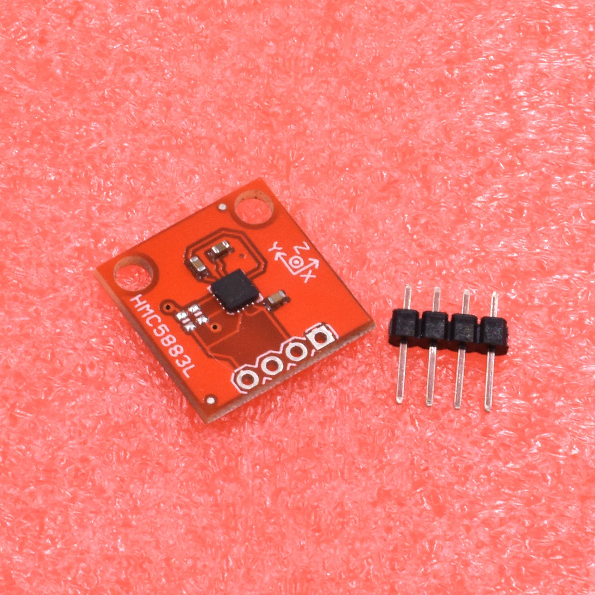 Details about DC3V-5V HMC5883L GY-271 GY-273 Triple Axis Compass Magnetomet  Sensor Arduino
