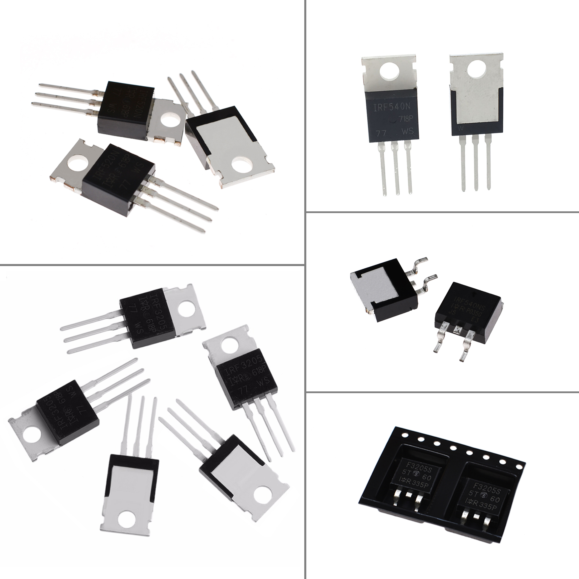 Details about Irf540/irf520 v2 0+ MOSFET Switch l9110s Dual Stepper Motor  Driver 10/15a- show original title