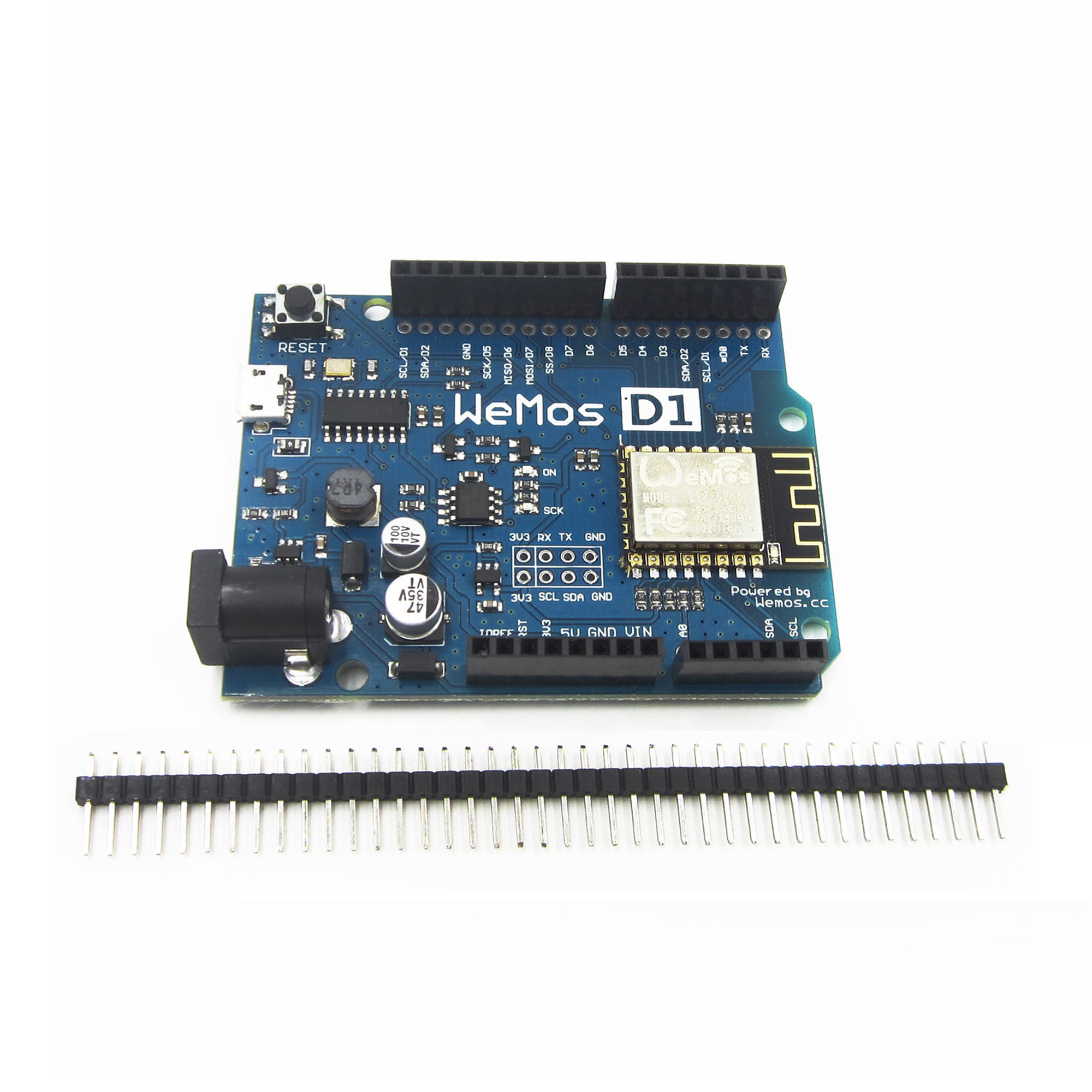 Details about WeMos D1 MINI Pro WiFi Development Board ESP8266 Motherboard  Nodemcu Module US