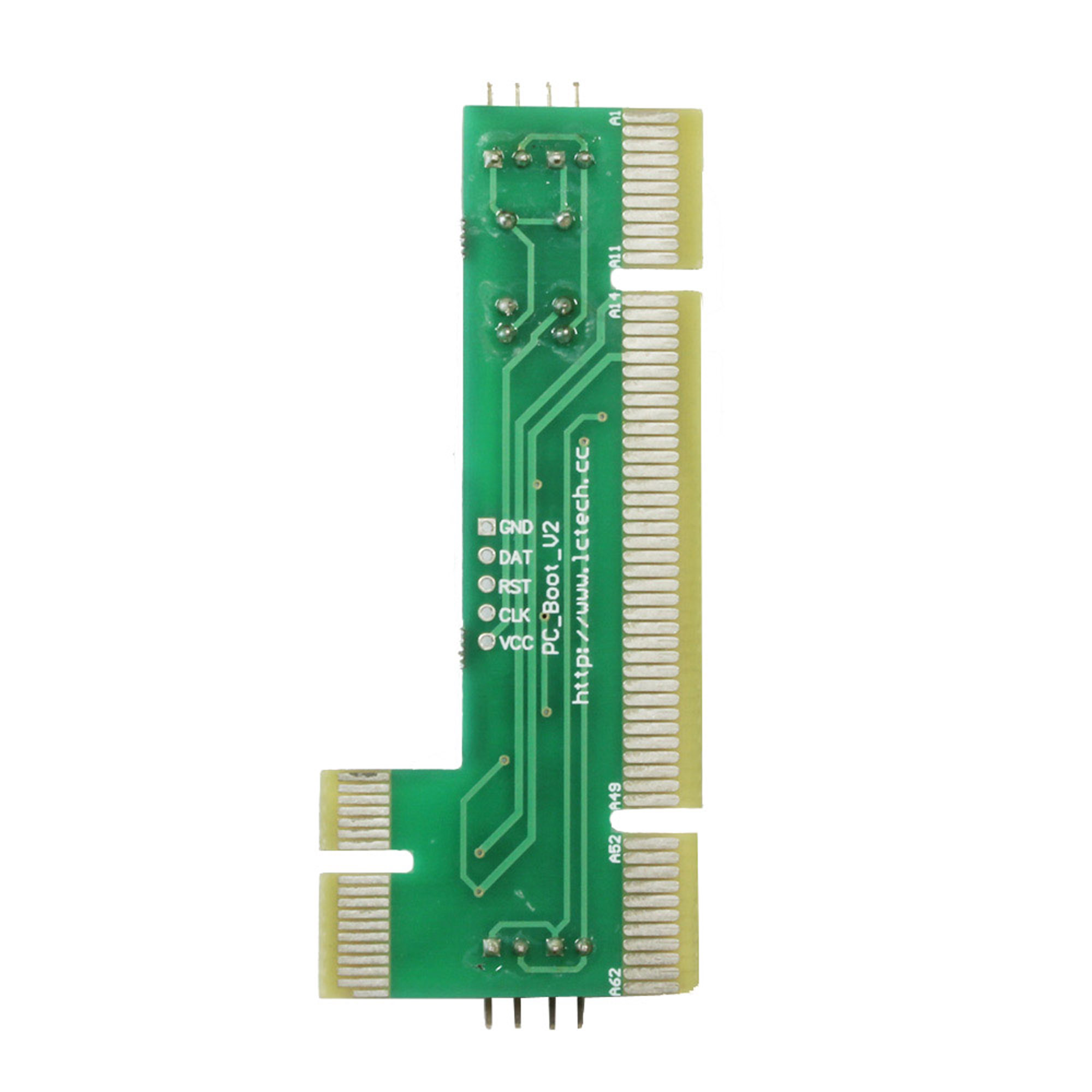 Dell CS24-SC PCIe Riser Board Card DAS48BTH4A0 Server Right Angle Replacement
