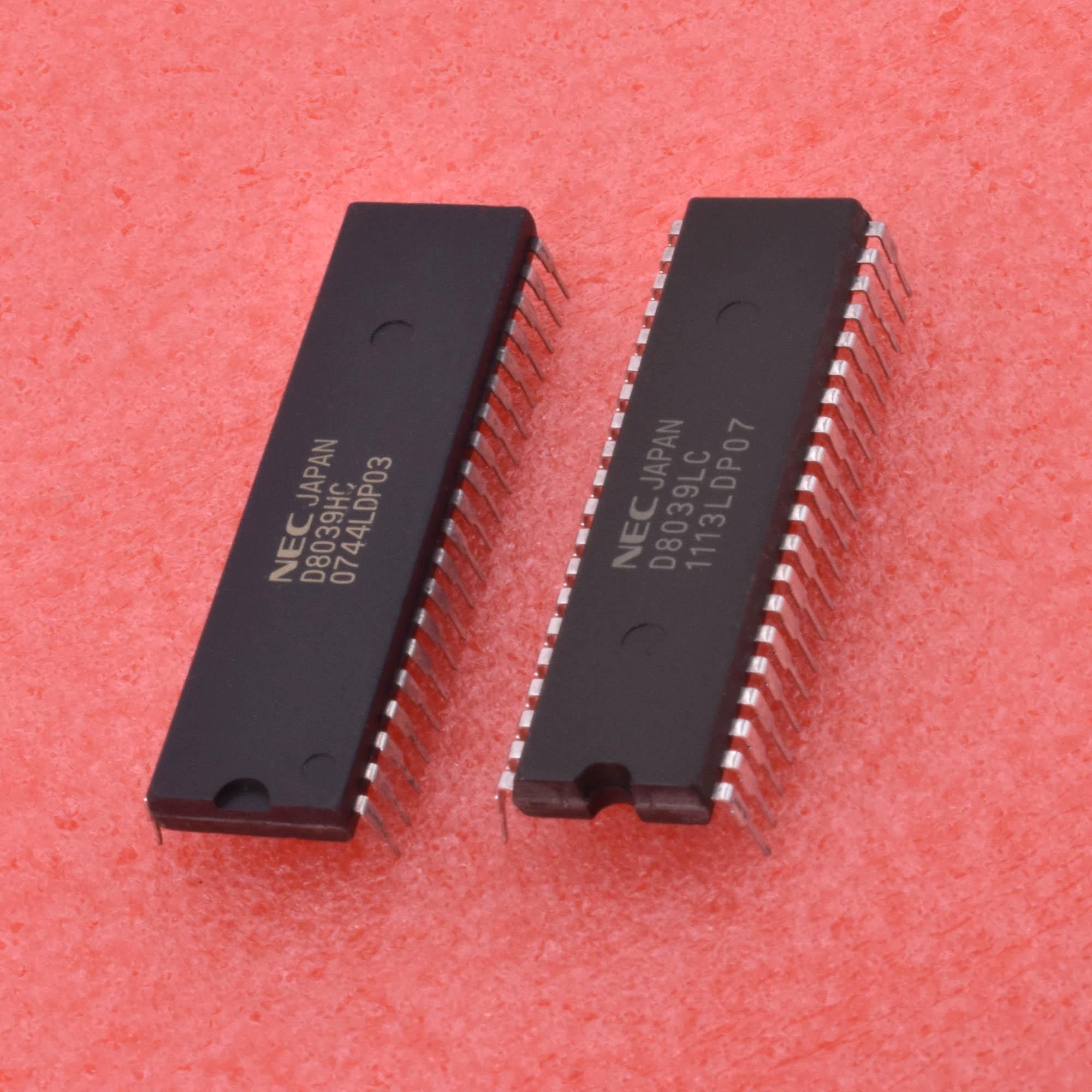 Lot de 3pcs UPD8035LC circuit intégré-CASE NEC 40 Dip-Marque