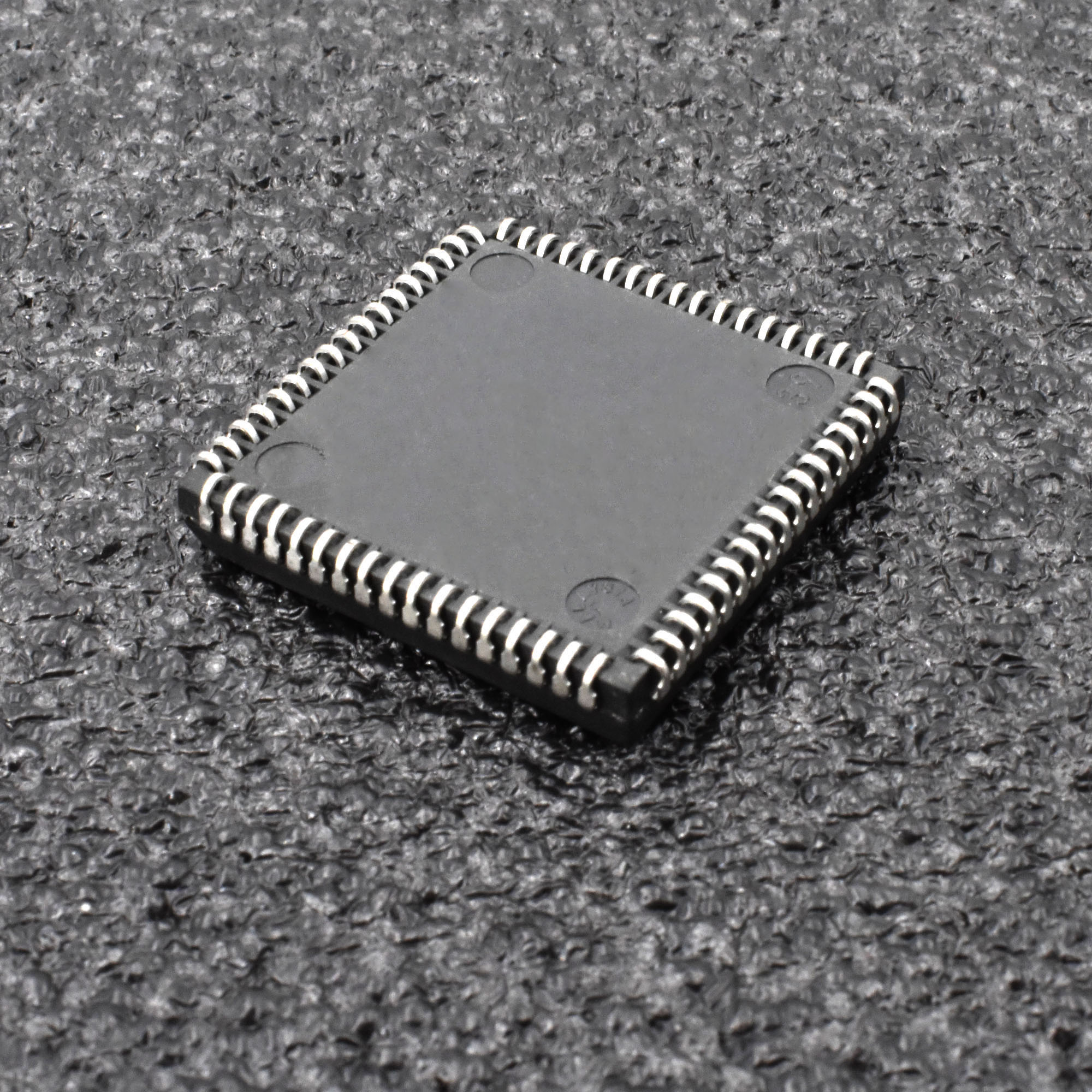 1pcs MC68882FN25A HCMOS Enhanced Floating-Point Coprocessor
