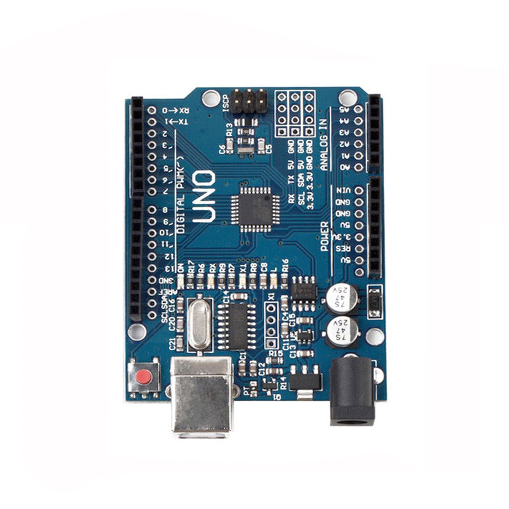 Arduino UNO R3 Mini//Micro USB ATmega328P CH340G Replace ATmega16U2 Board