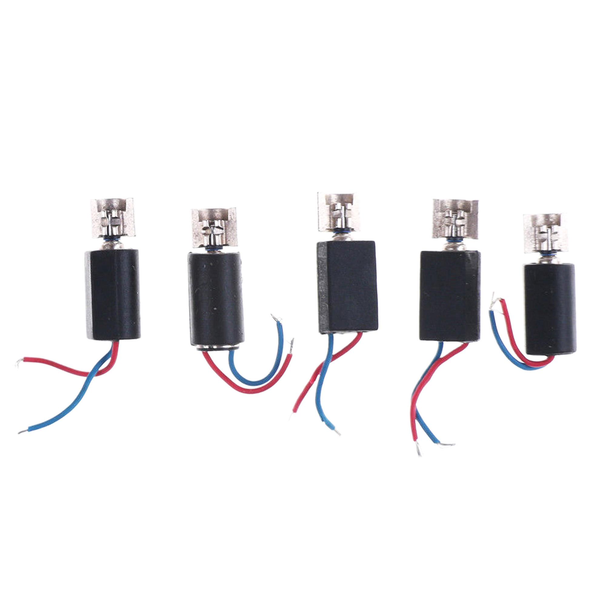 10Pcs 6x15mm Micro Coreless Vibrating Vibrator Vibration Motor For SANYO
