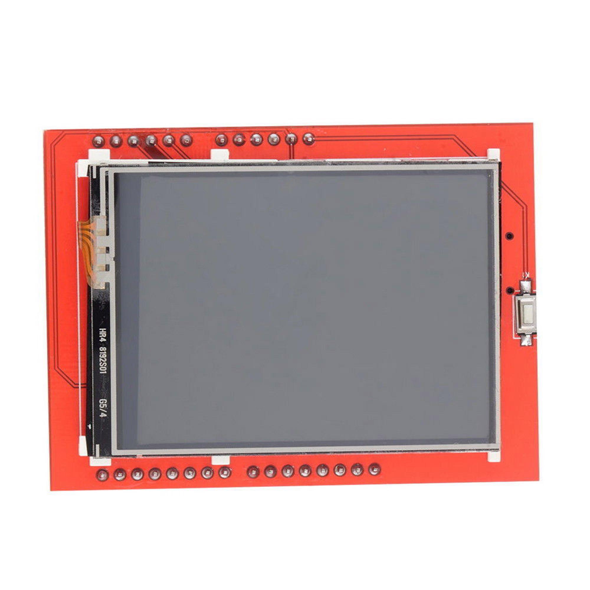 "2.4/"" TFT LCD Display Shield Touch Panel ILI9341 240X320  Arduino UNO MEGA BBC"