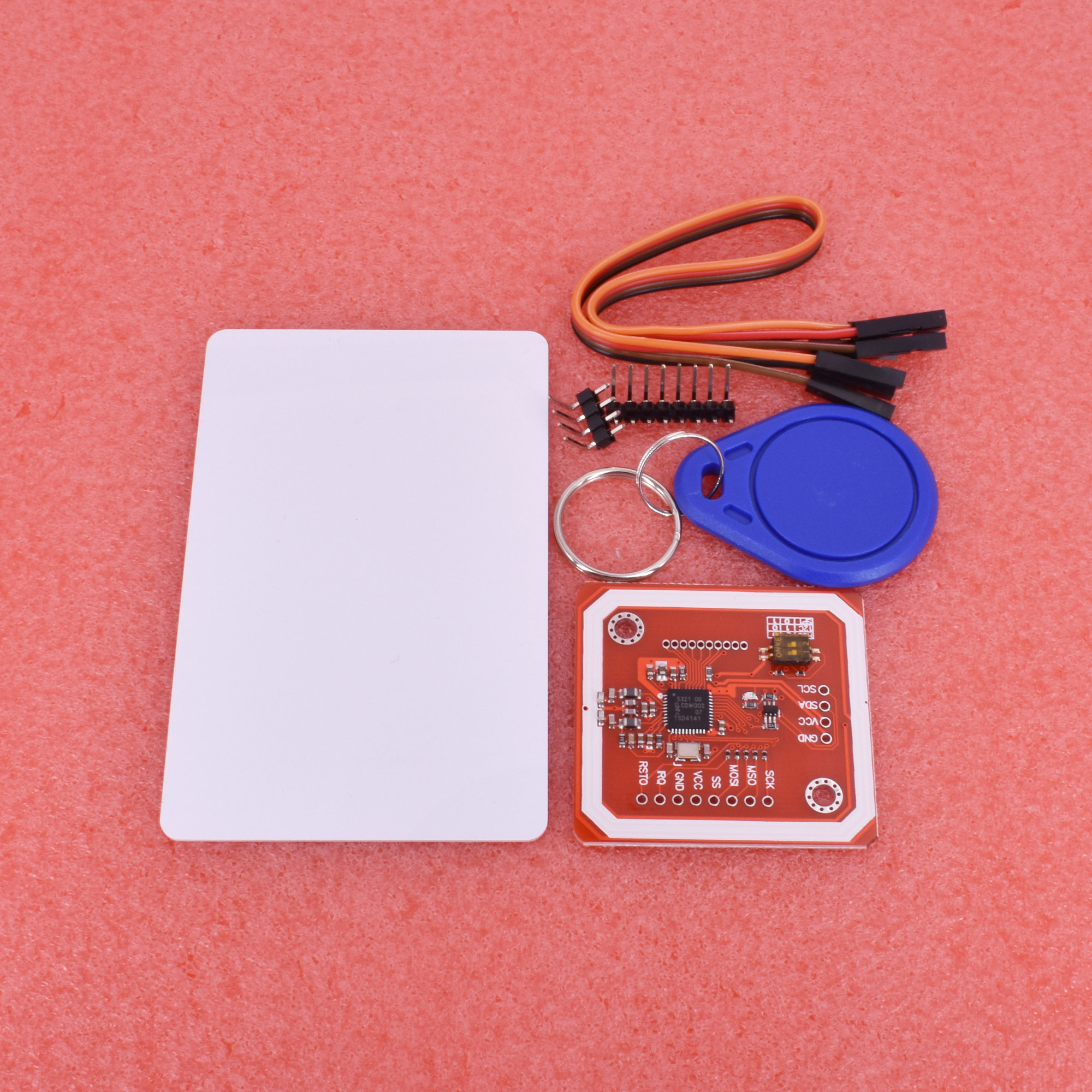Details about NXP PN532 NFC RFID Module Reader Writer For Arduino Android  Phone V3 Kits BBC