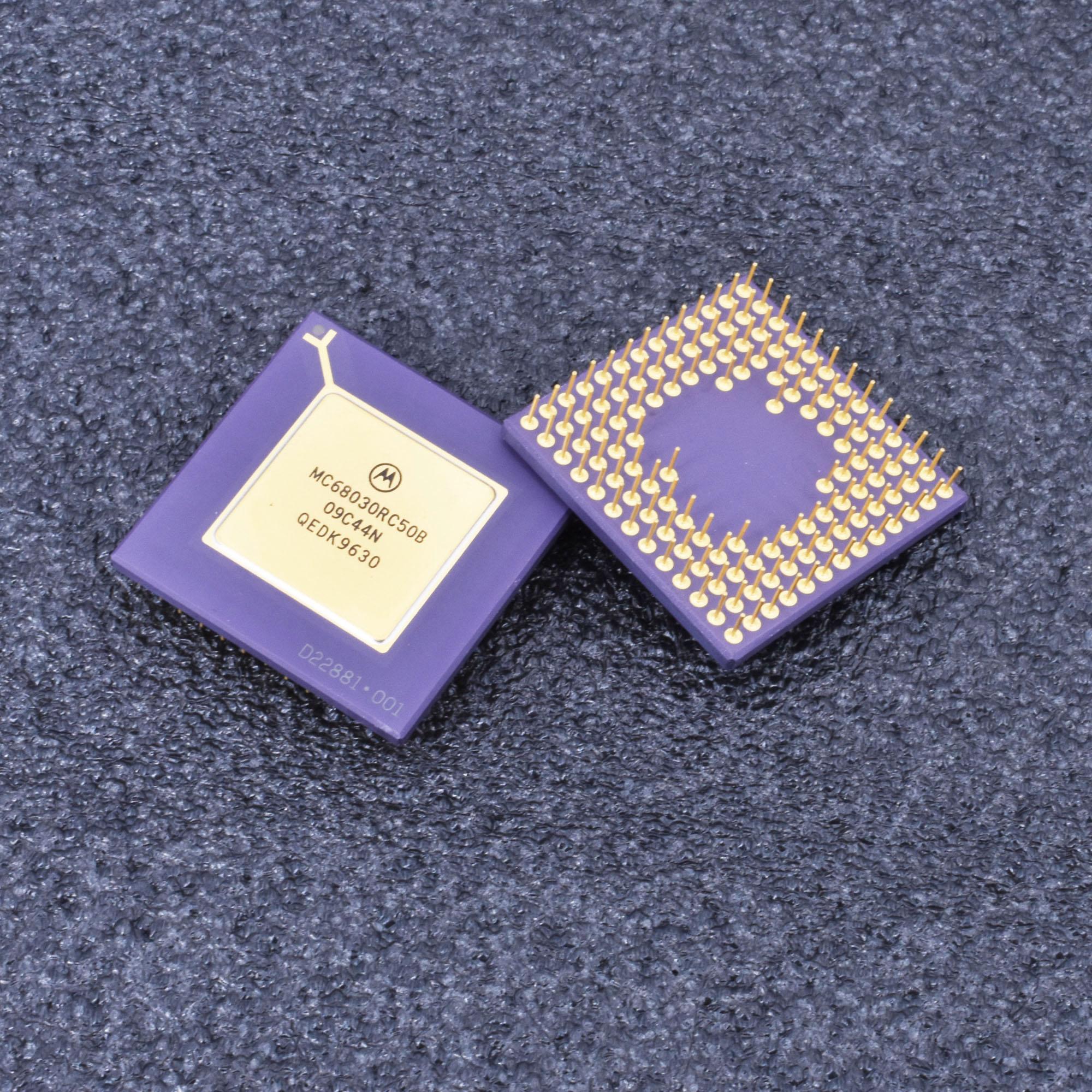 1PCS MC68030RC50B MC68030RC50 PGA 68030RC50B CPU MOTOROLA