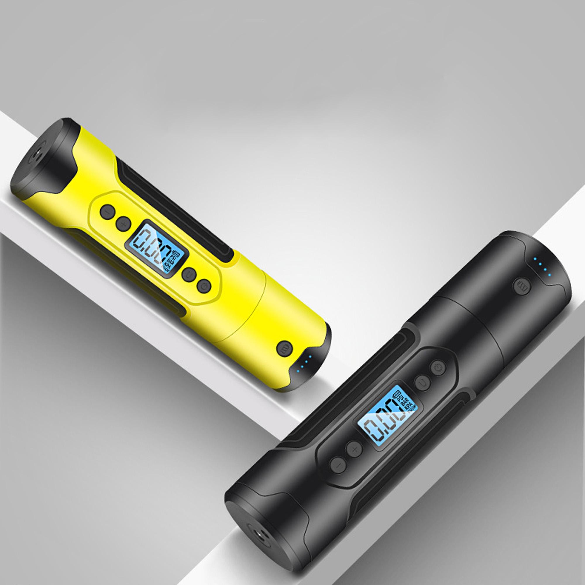 12V 150PSI Cordless Tyre Inflator Portable Compressor Digital Car Bike Air Pump