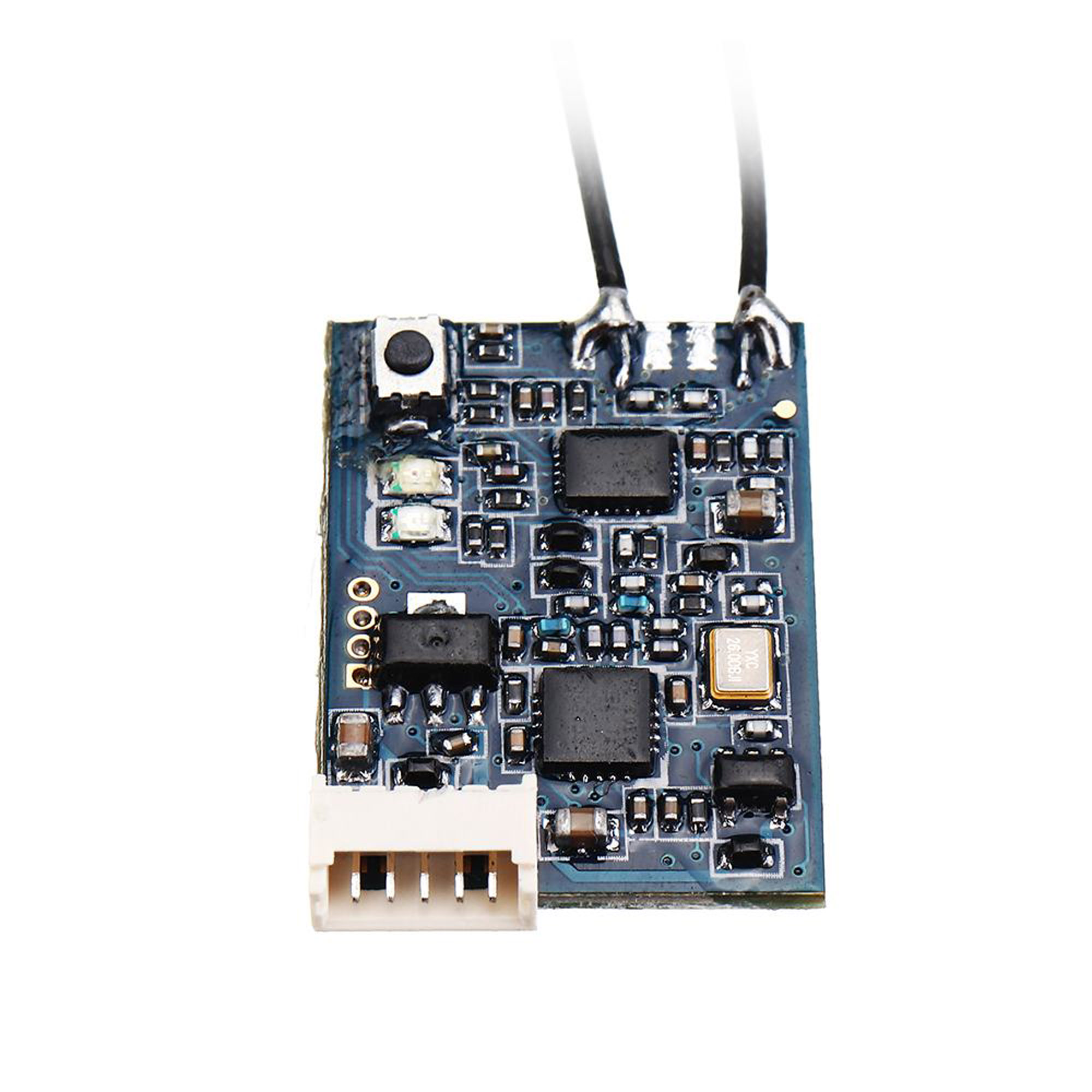 FrSky XSR 2.4GHz 16CH ACCST Receiver QAV w// S-Bus /& CPPM Particular B2AE