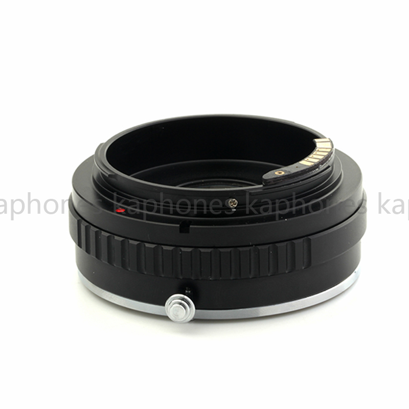Built-In AF Confirm M42 Lens to Canon EOS Adapter For 5DIV 1300D 80D 5DS 760D