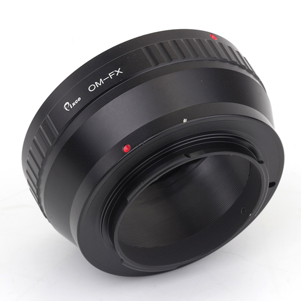 Details About Pixco Olympus Om Lens To Fujifilm Fx Adapter X T1 X E1 X Pro1 X M1 X E2 X A1