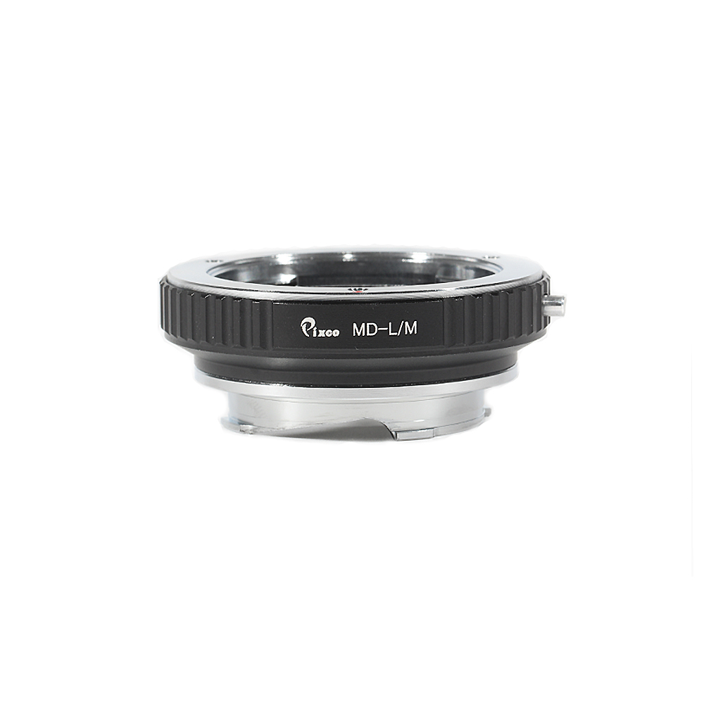 Pixco 46mm Metal Tilted Vented Shade Lens Hood Shade for Leica M