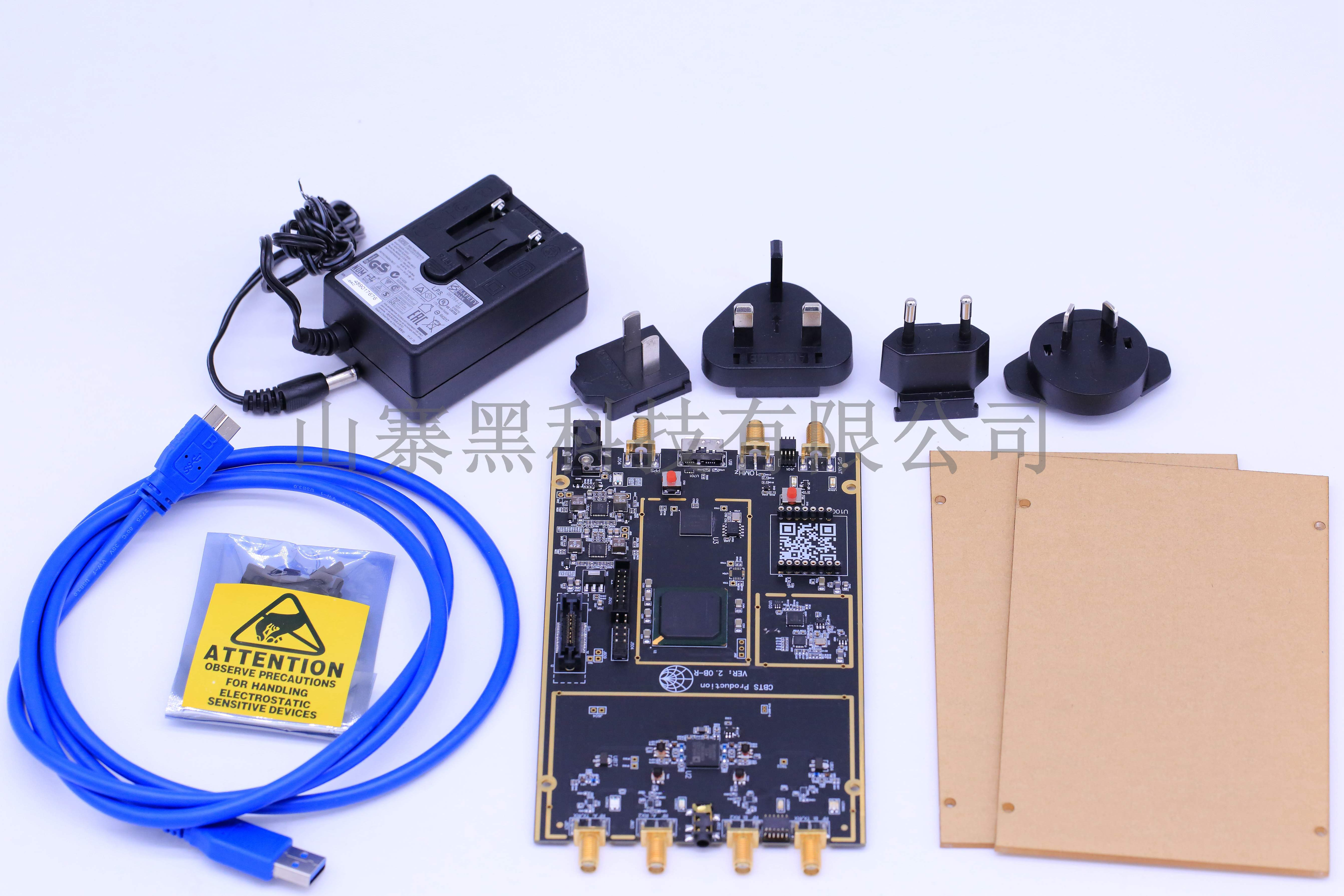 Details about AD9361 70MHz – 6GHz SDR Software Defined Radio USB3 0  Compatible with USRP B210